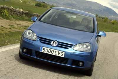 Volkswagen Golf 1.9 TDI DSG