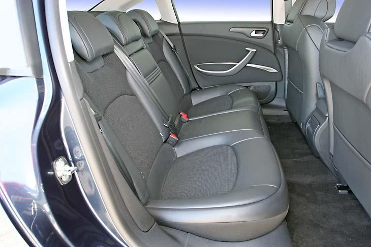 Citroën C5 2.0 Hdi S: ¡Vaya cambio!