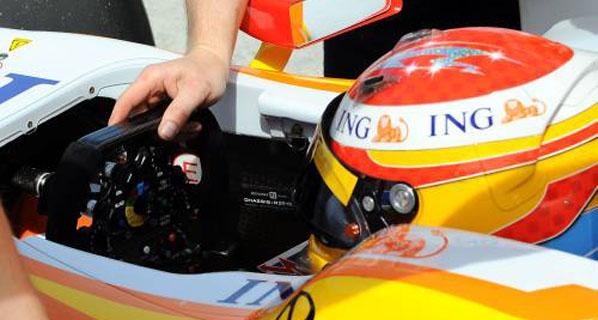 F1: La carrera de Alonso en Turquía