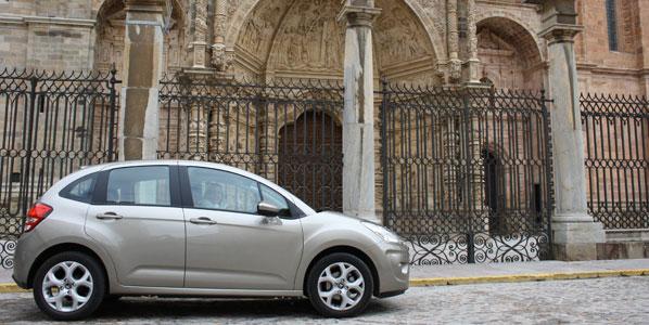El Camino de Santiago en coche