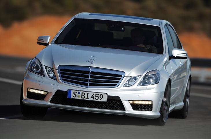 Mercedes  E 63 AMG: fotos