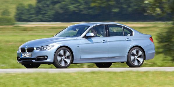 BMW ActiveHybrid 3, obsesión por la eficiencia