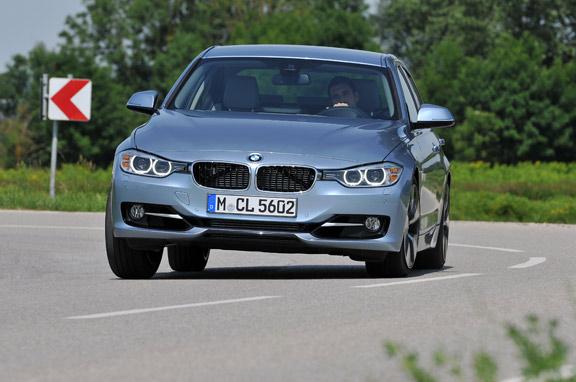 BMW ActiveHybrid 3, la berlina híbrida