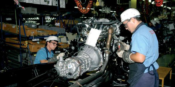 Toyota reducirá el consumo energético en sus plantas