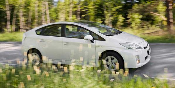 Toyota, 2,7 millones de coches híbridos vendidos