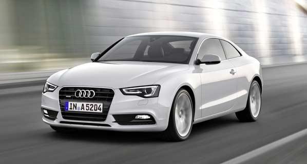 Audi A5, nuevo motor de gasolina