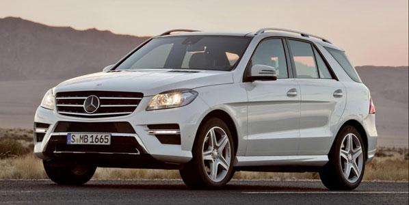 Mercedes Clase M 2012, desde 56.600 euros