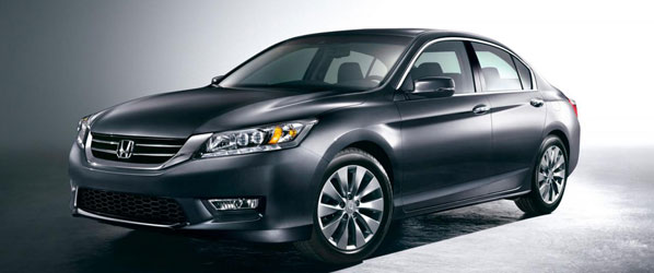 Nuevo Honda Accord 2013