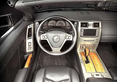 Cadillac SRX y XLR