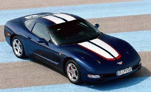 Chevrolet Corvette Aniversario