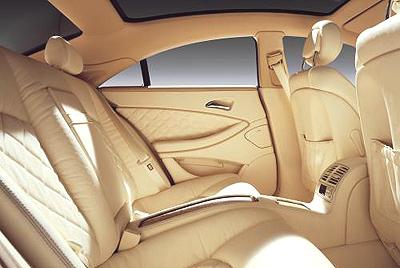 Mercedes Vision CLS