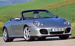 Porsche en el Salón de Frankfurt 2003