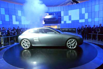 Ford en el Salón de Frankfurt 2003