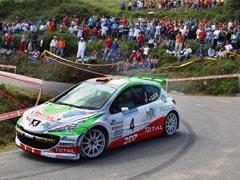 Rallye Príncipe de Asturias: Repaso de Ojeda