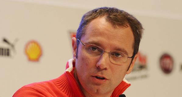 F1: Domenicali repasa la actualidad de Ferrari