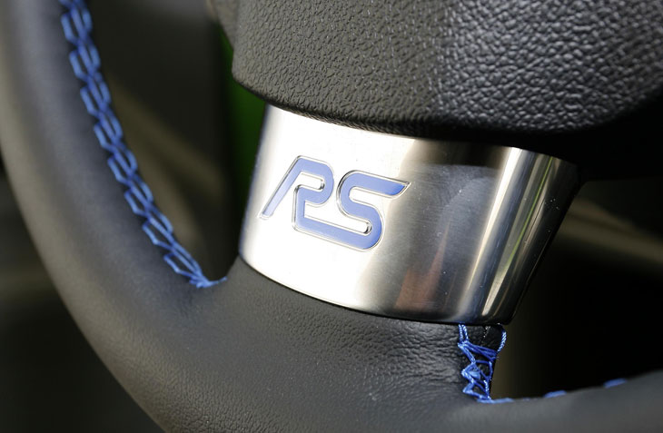 Ford Focus RS, al detalle