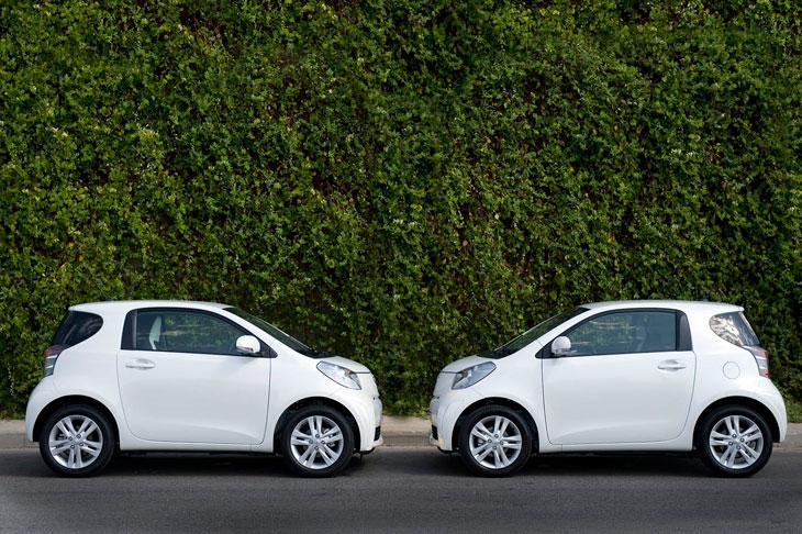 Toyota iQ 1.33 VVT-i