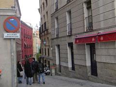 Madrid continua su ofensiva contra coches