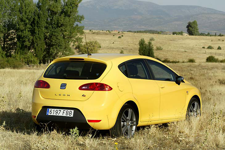 Seat León 2.0 TFSi FR