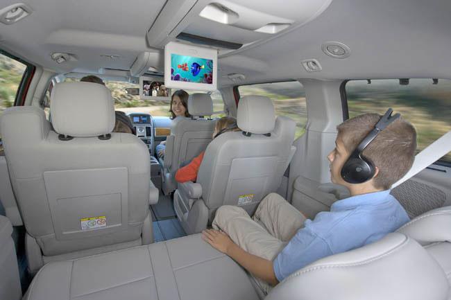 Viajar con los hijos