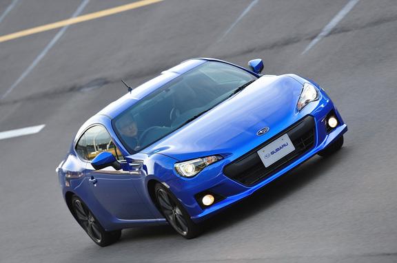 Subaru BRZ, el deportivo japonés