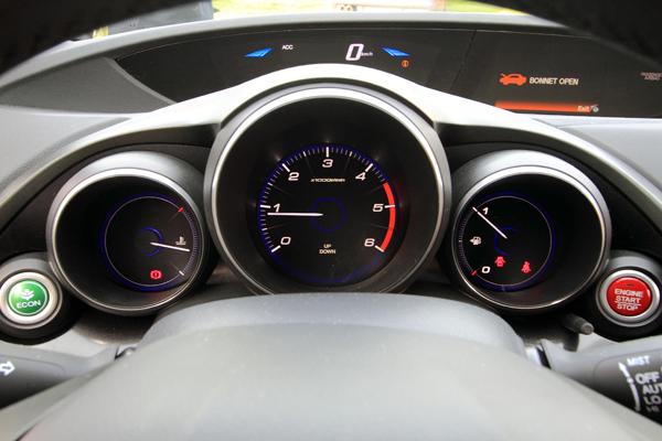 Honda Civic el contacto