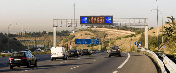 Italia quiere poner el límite en 150 km/h