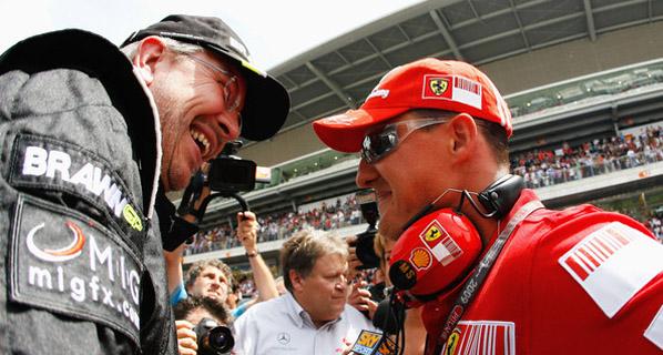 Mercedes negocia con Michael Schumacher