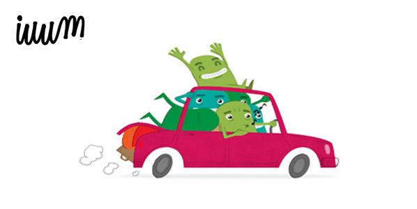 Comparte tu coche con iuumi.com