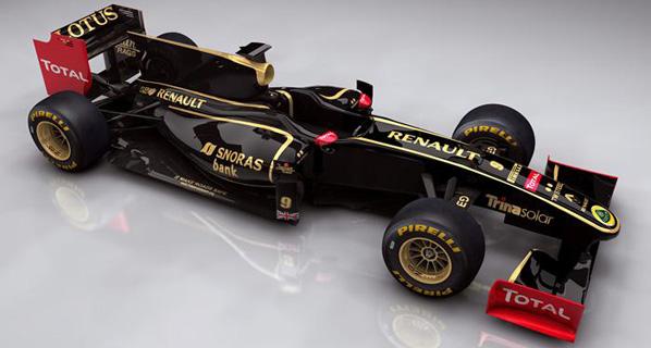 F1: Vuelve el verdadero Lotus