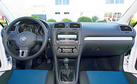 VW Golf 1.6 TDI Bluemotion