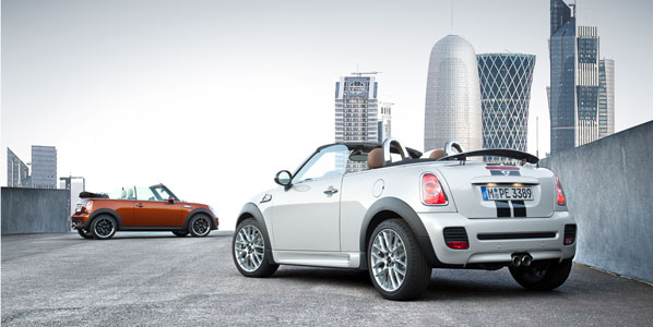 Mini Roadster, desde 23.700 euros
