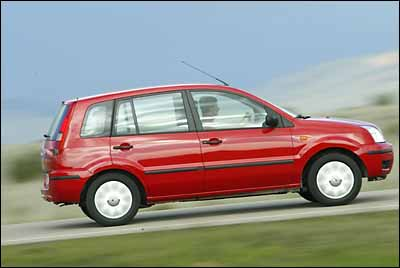 Ford Fusion 1.4i 80CV Trend