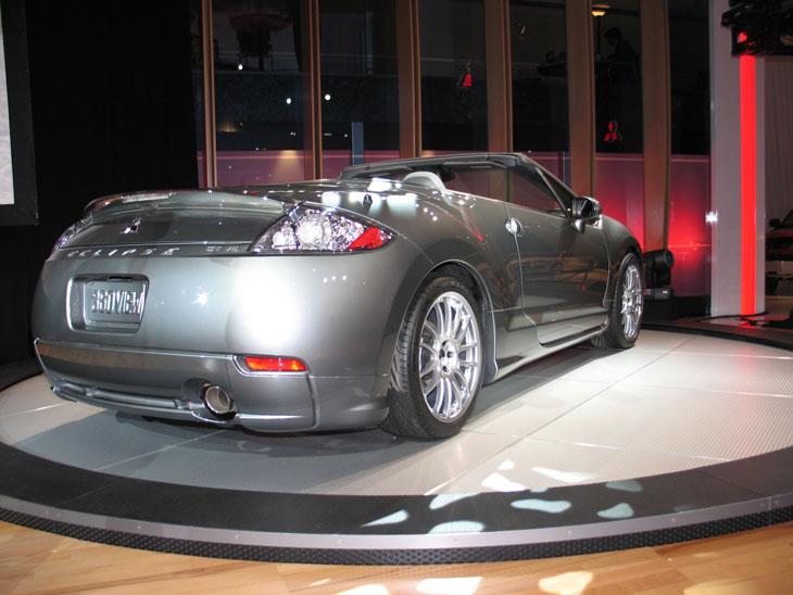 Mitsubishi en Detroit 2006