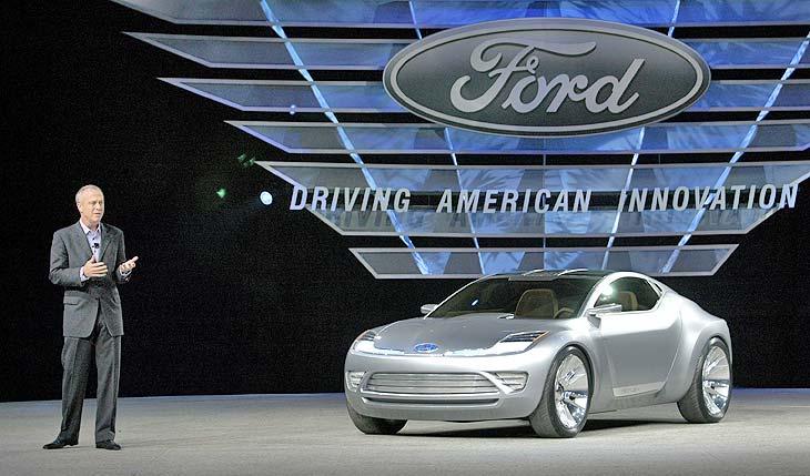 Ford Híbridos.