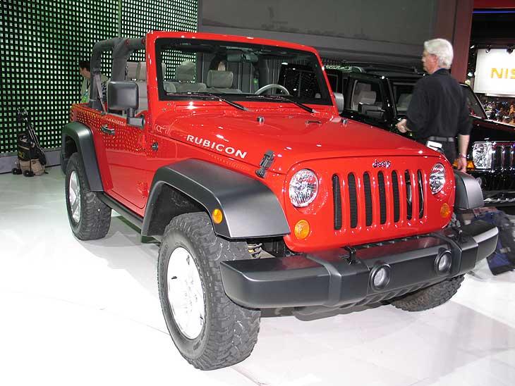 Chrysler en Detroit 2006