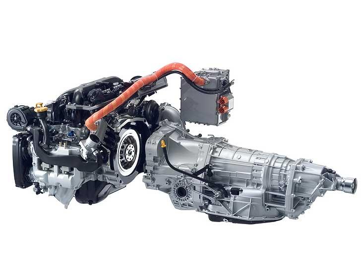 Subaru B5-TPH