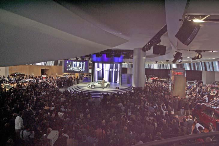 Salón de Detroit 2007