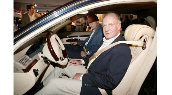 Investigan malversación de fondos con los coches del Rey