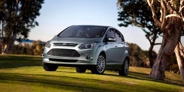 Ford C-Max Energi y C-Max Hybrid