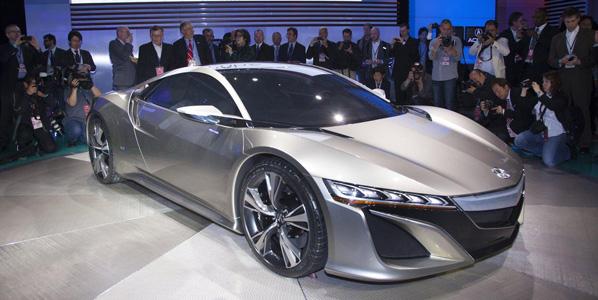 Acura NSX, vuelve el Ferrari japonés