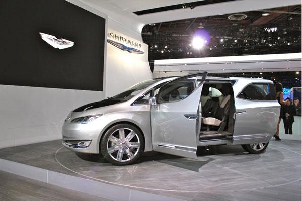 Chrysler 700C Concept