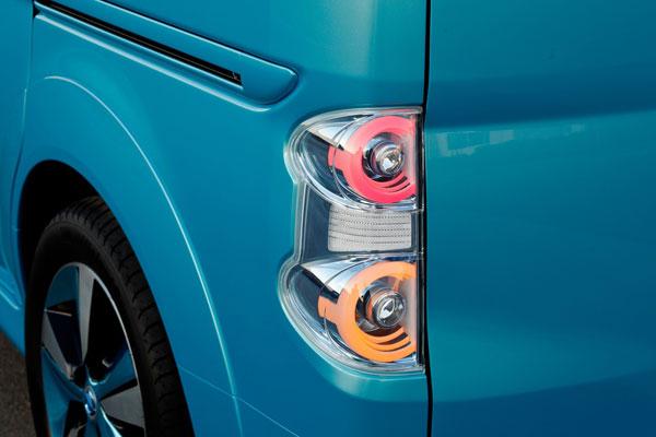 Nissan e-NV200 Concept, la furgoneta eléctrica