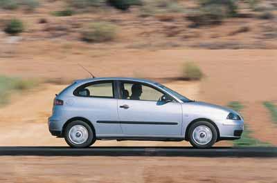 Citroën C3 / Seat Ibiza