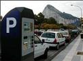Los parquímetros madrileños buscan coches robados