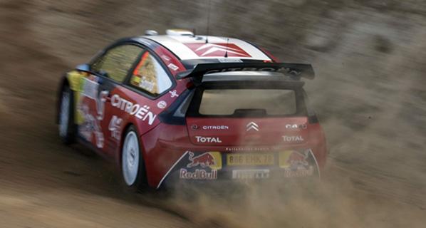 WRC: Calendario del campeonato de 2010