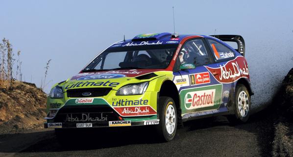 WRC: Novedades en el reglamento de 2010