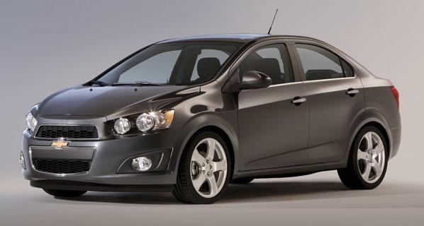 Chevrolet Aveo Sedán, disponible en verano