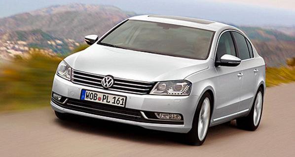 Nuevas especificaciones mecánicas para el Volkswagen Passat