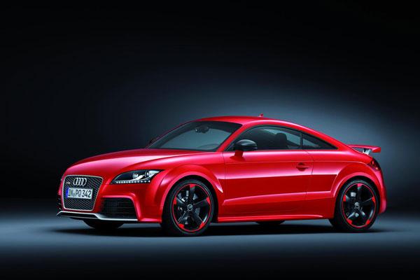 Audi TT-RS Plus, el más potente de la gama